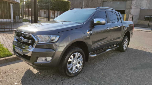 Ford Ranger 3.2 Cd Limited 4x4 Tdci 200cv At 2018 Impecable!