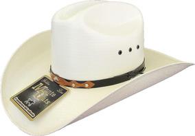 Sombrero Vaquero Shantung 100x Ala 10 Tm.