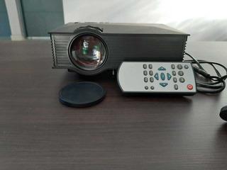 Mini Proyector Led Portatil Full Hd 130 Pulga 55w Modelo Lcd