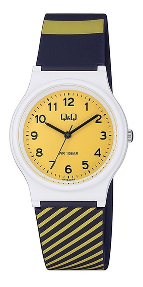 Relógio Q&q By Japan Unissex Vp46j049y C/ Garantia E Nf