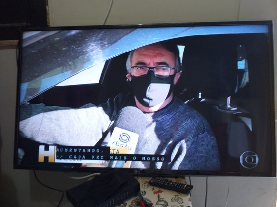 Smart Tv LG 49polegadas
