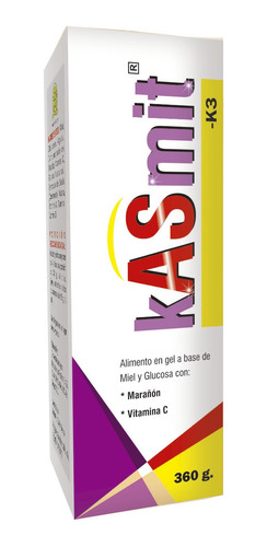 Kasmit K3 Tos Seca Sistema Respiratorio - L a $61