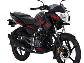 Moto Pulsar Ls135 Año 2019 135cc Color Negro/rojo/azul