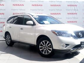 Nissan Pathfinder 3.5 Sense Mt 2014