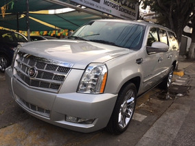Escalade Platinum 1 Dueño Impecable