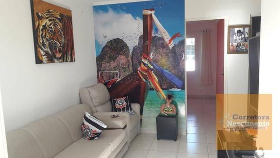 Casa Mobiliada No Colinas Do Vale - Ca1338