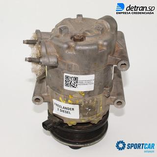 Compressor Ar Condicionado Freelander 2 Diesel 2012