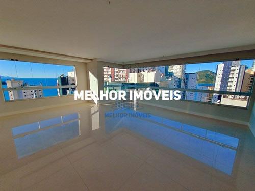 Apartamento Novo Com 03 Suítes Sendo 01 Máster Com Closet E Hidro No Centro De Balneário Camboriú/sc - 2468