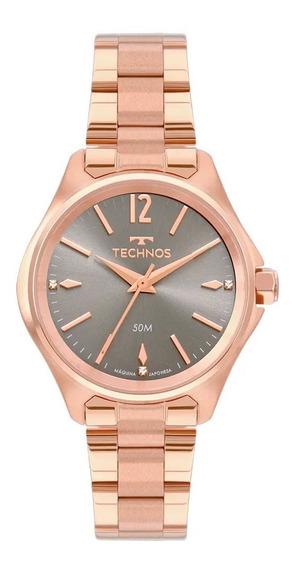 Relógio Technos Feminino Elegance Boutique 2035mri/4c