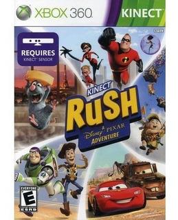 Videojuego Kinect Rush: A Disney Pixar Adventure Xbox 360