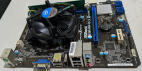 Kit Placa Mãe Asrock + Pentium G2030 3ª Geração+ 4gb Ddr3