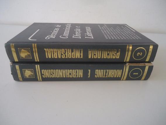 Técnicas De Comunicação Direção E Liderança Volumes 1 E 2