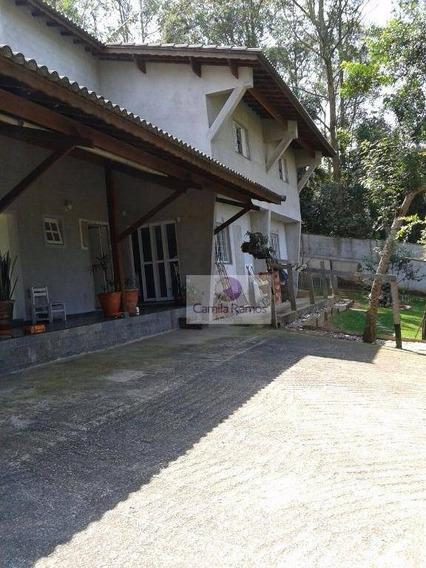 Chácara Residencial À Venda, Parque Residencial Samambaia, Suzano. - Ch0005