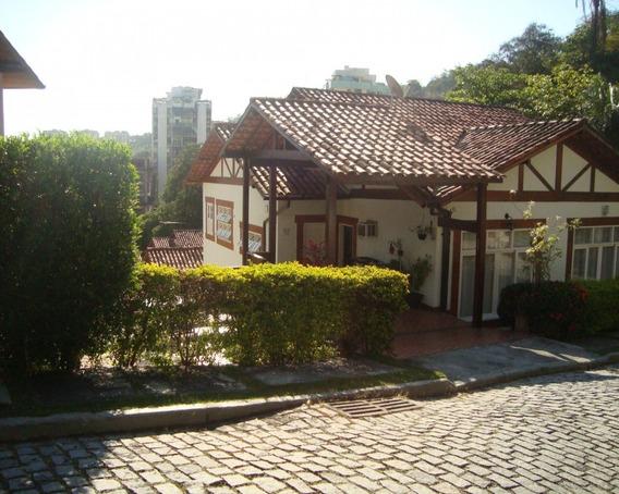 Casa Em Santa Rosa, Niterói/rj De 200m² 4 Quartos À Venda Por R$ 1.080.000,00 - Ca251904