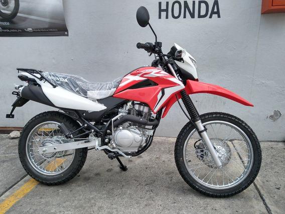 Honda Xr 150l En Promocion !