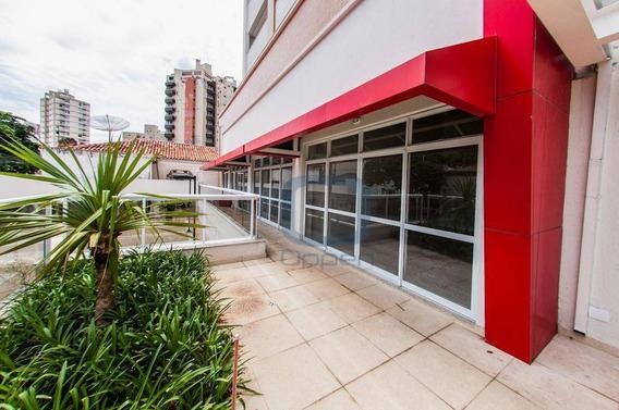 Loja Comercial Para Locação, Botafogo, Campinas. - Lo0028