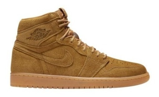 Zapatilla Jordan Retro 1 High Og Cafe