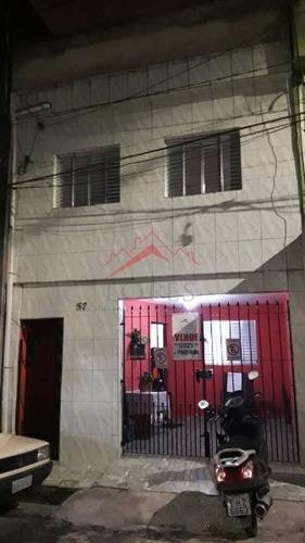 Imagem 1 de 17 de Sobrado Muito Bom - Rua Bela Cintra - Cidade Júlia - Id 1124 - 1124