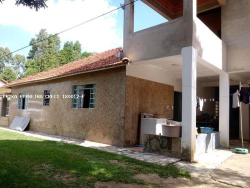 Chácara Para Venda Em Ibiúna, Centro, 4 Dormitórios, 1 Suíte, 3 Banheiros - 055_1-1380077