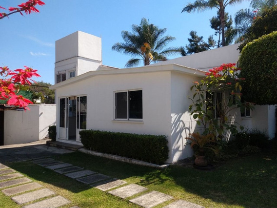 Bonita Casa En Condominio En Reforma, Cuernavaca Morelos.