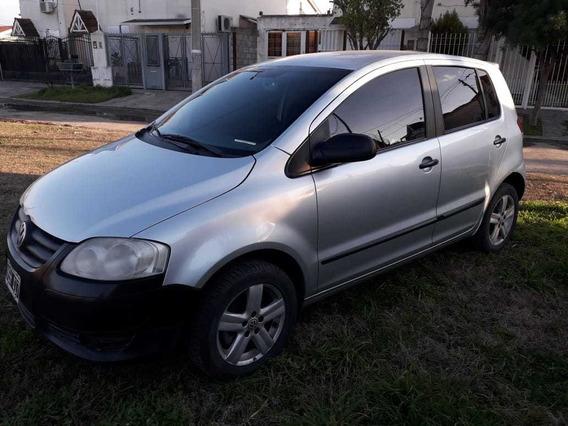 Volkswagen Fox 1.6 Trendline 5 P 2009