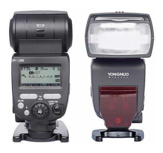Flash Yongnuo Ttl Speedlight Yn685 Canon