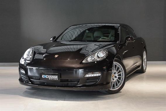 Porsche Panamera 3.6 V6 24v Gasolina 4p Automático