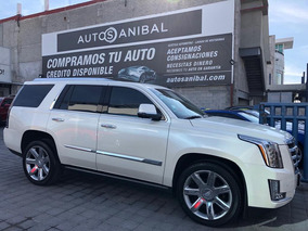 Cadillac Escalade 6.2 Paq F 4x4 At