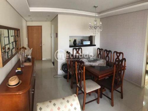 Apartamento Venda Mansões Santo Antonio Campinas Sp - Ap01158 - 68206431