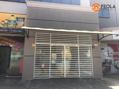 Salão Comercial - Sl0218
