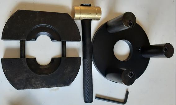 Montador/martelo/saca Rolamento/desmontador Virabrequim Moto