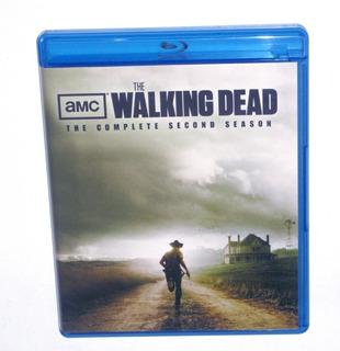 The Walking Dead Temporada 2 Blu-ray Importado - Visto 1 Vez