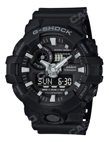 Reloj Casio G-shock Youth Ga-700-1b