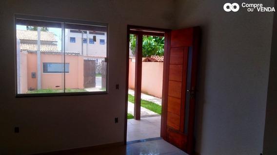Casa 240m2 - Corderinho Maricá - 2 Quartos Sendo 1suíte, Praia E Lagoa - Mar07-2