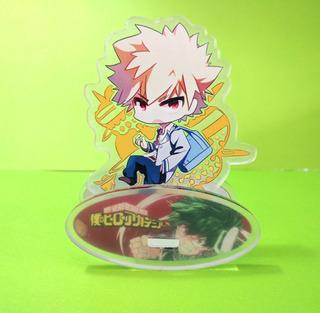 Figura Acrílico My Hero Academia Bakugo Katsuki Anime
