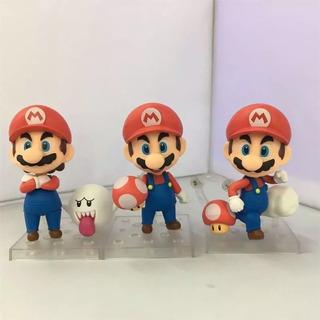 Mario Bros + Nendoroid + Lote 3 Unidades + Envío Gratis