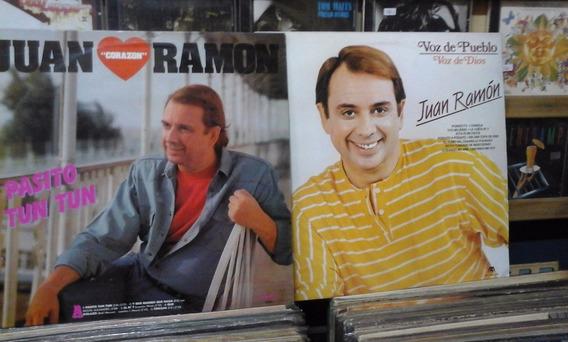 Juan Ramon *2 Lps *nuevos !!
