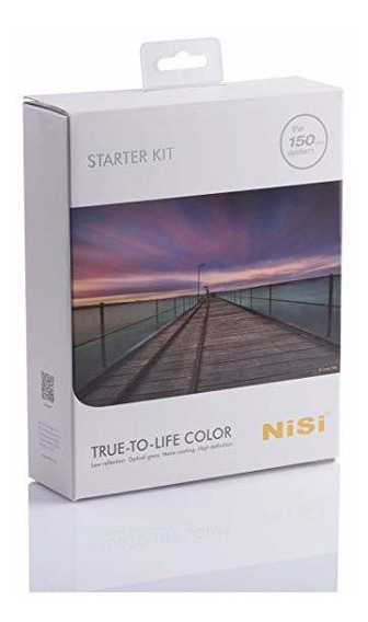 Nisi 150mm Sistema Starter Filter Kit-1pc Soft Gnd Filter ®