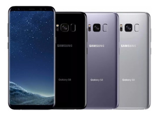 Celular Libre Samsung Galaxy S8 Plus 6.2
