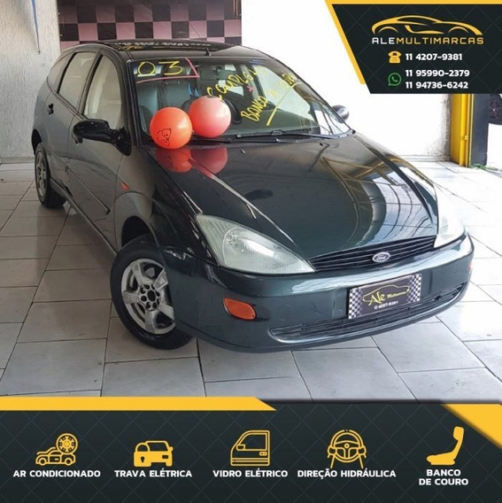 Focus 1.8 16v Gasolina 4p Manual