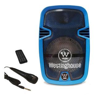 Parlante Bluetooth Westinghouse De 8 Wspa08