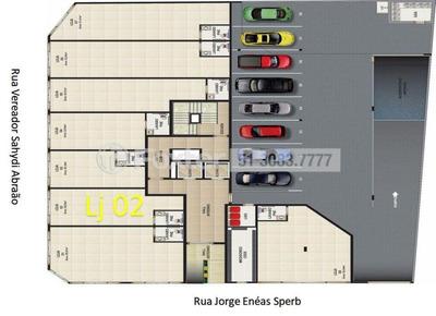 Loja, 38 M², Centro - 185519