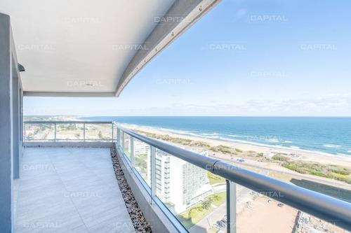 Apartamento Look Brava Punta Del Este 3 Dormitorios -ref:30111