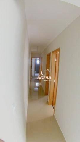 Apartamento À Venda, 82 M² Por R$ 460.000,00 - Santa Maria - Santo André/sp - Ap2061