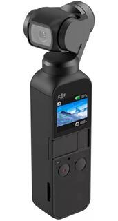 Cámara Deportiva Dji Osmo Pocket 4k Ultra Hd Microsd Negro