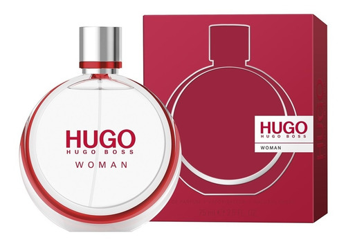Perfume Original Hugo Woman Perfume De Hugo Boss Mujer 75ml