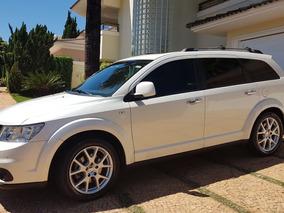 Dodge Journey 3.6 Rt Impecável Único Dono Branca Completa