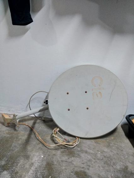 Kit Antena De Tv Ku (2 Antenas)