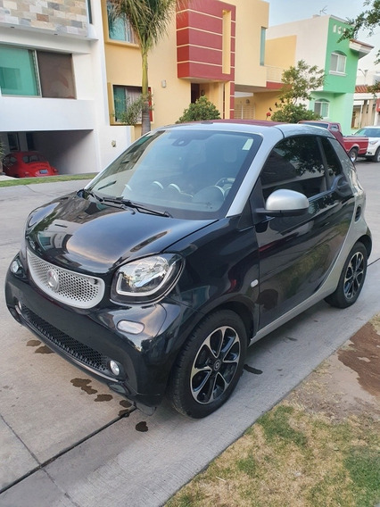 Smart Fortwo Passion Convertible