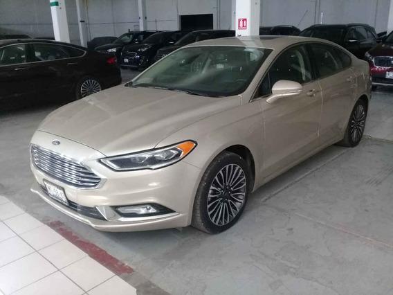 Ford Fusion 4p Se Luxury Plus L4/2.0/t Aut
